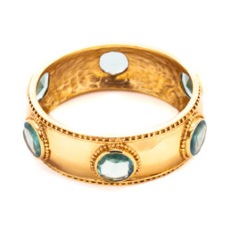 Baroque Bangle -Faceted-0