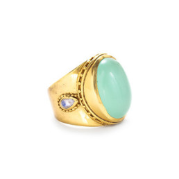 Baroque Cocktail Ring-0