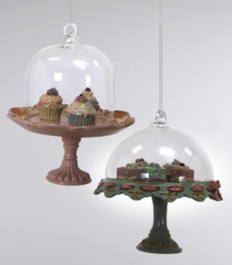 Petit Four Cupcake Ornaments-0