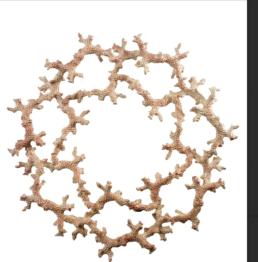 Coral Trivet-0