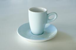 Aqua Light Espresso Cup And Saucer-0