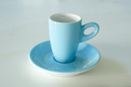 Aqua Espresso Cup And Saucer-0
